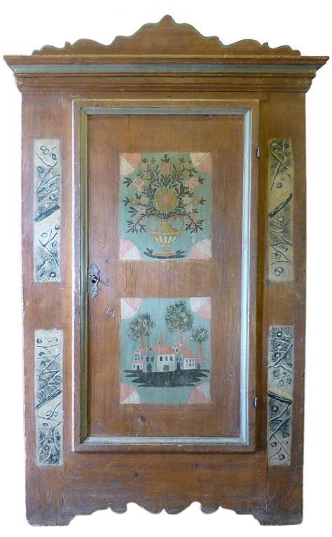 mobili tirolesi dipinti armadio tirolese dipinto