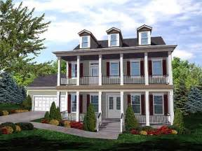 Colonial Style Home Plans by Gallery For Gt Colonial Style House