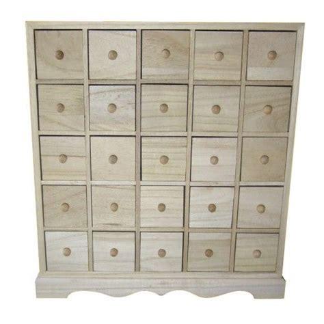 single drawer wooden storage box 25 drawer plain wooden storage box or advent calendar