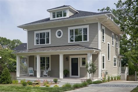 dc area s first passive house craftsman exterior dc