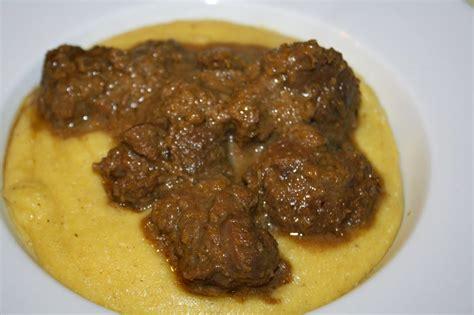 come si cucina il capriolo in umido capriolo alla panna con polenta coocked with