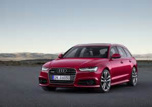 Audi I6 Audi A6 A7 Get A Fresh New Look Inside And Out Slashgear