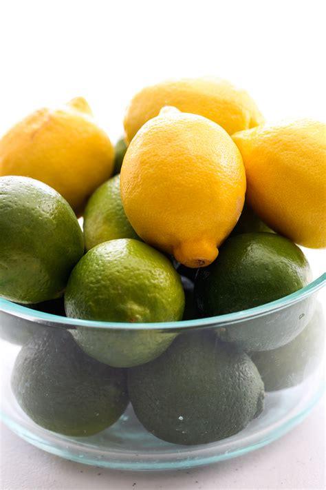 Lemons Vs Limes Detox by Lemon Lime Water Cleanse Taste Of