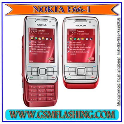 Casing Nokia E66 M E nokia e66 rm 343 mcu ppm cnt latast version 510 21 9 flash