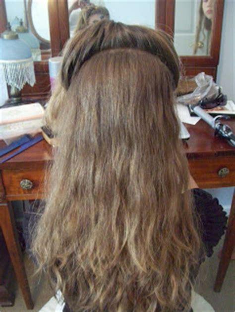 elizabeth swann hairstyles elizabeth swann tutorial the instructions more hairstyles