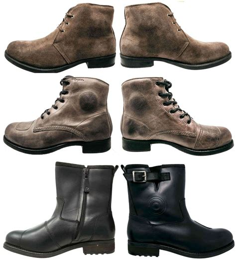 casual motorbike boots casual motorcycle boots the top 10 styles this season