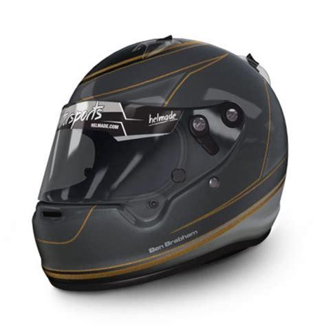 Motorsport Helm by Helmade Helmdesigns Gestalte Deinen Eigenen Motorsport