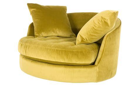 Vintage round swivel chair jayson home