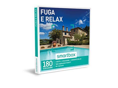 box regalo soggiorno cofanetti regalo soggiorno benessere smartbox