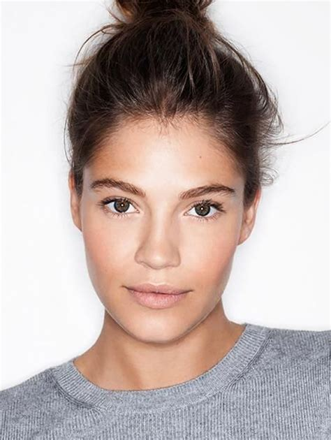 Models Without Makeup Are Still Freakin Gorgeous by 17 Best Ideas About No Makeup Models On