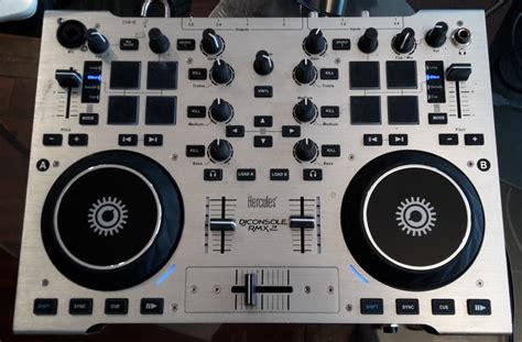 console hercules rmx dj console rmx 2 hercules dj console rmx 2 audiofanzine
