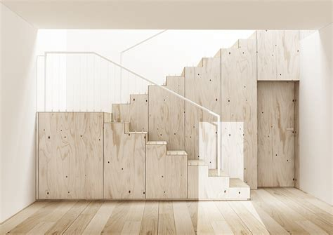 Plywood Stairs Design Gallery Of Stairs Unique Staircases Photogallery