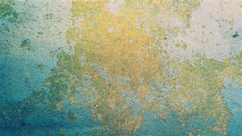 Cat Akrilik Kayu gambar tekstur lantai dinding hijau biru lukisan
