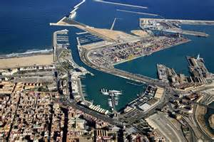 visit of the port of valencia mermaid news