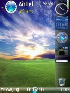 new themes e52 download vista cool nokia theme mobile toones