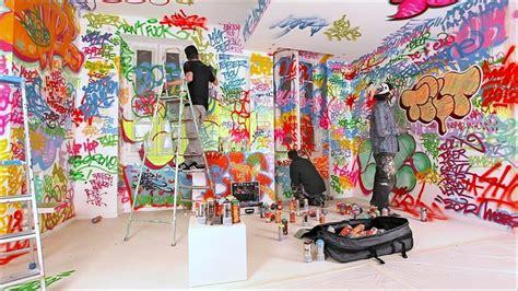tilt panic room tilt graffiti covered quot panic room quot