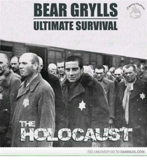 Survival Memes - funny bear grylls memes of 2017 on sizzle bear grylles