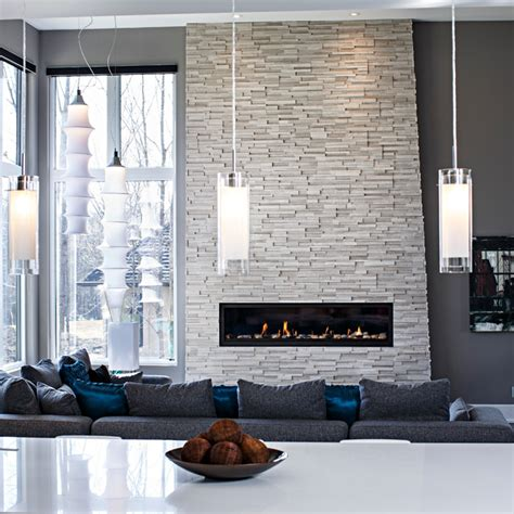 25 wall design ideas for your home 25 interior stone fireplace designs