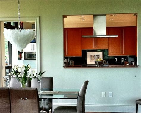 Kitchen To Dining Room Pass Through by Pass Through Ledge Option Kitchens