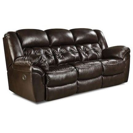 Homestretch Cheyenne 155 30 21 Casual Double Reclining Homestretch Reclining Sofa