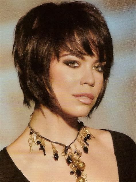 short hairstyles like the bob haircut are ideal for women who face short layered bob hairstyles pinterest