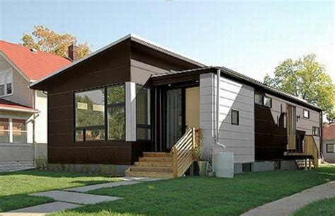 modern prefab homes mn small and contemporary prefab homes