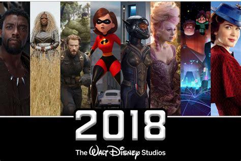 film disney marvel 2018 disney movies marvel lucasfilm and pixar motion