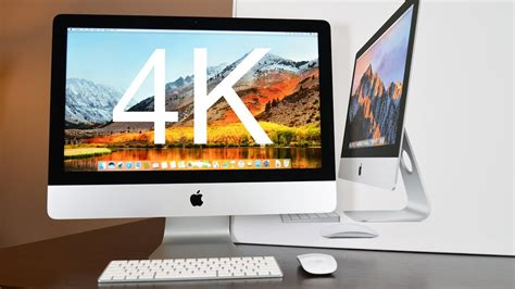 Imac R apple imac 21 5 quot 4k 2017 unboxing review