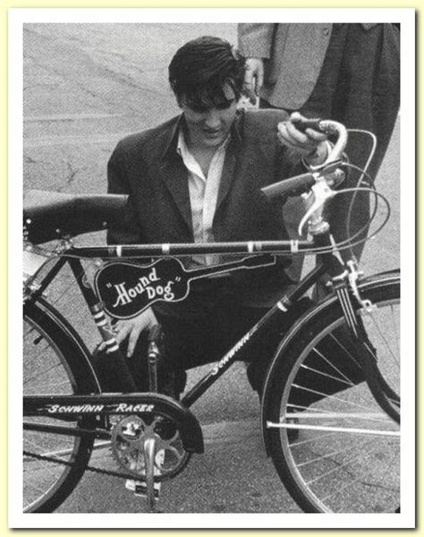 elvis hound elvis a and his bike elvis echoes of the past