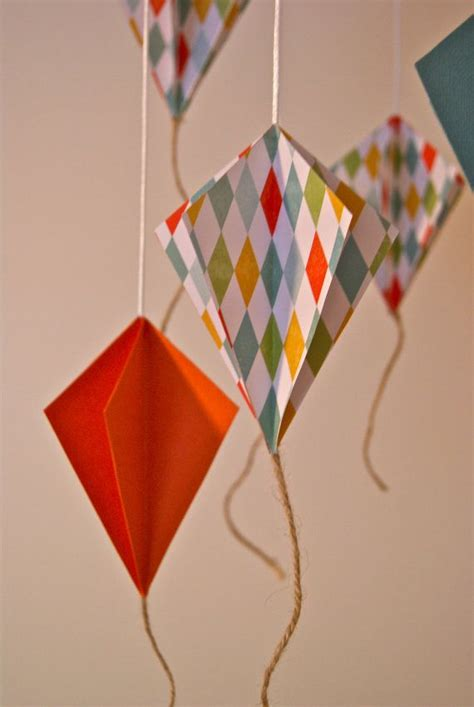 A Paper Kite - paper kite for my mr birthdays