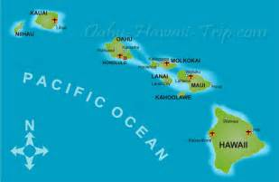 us map hawaii located all about hawaii guide think about hawaii for an