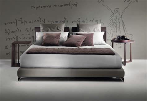 island bedding long island bed by flexform stylepark