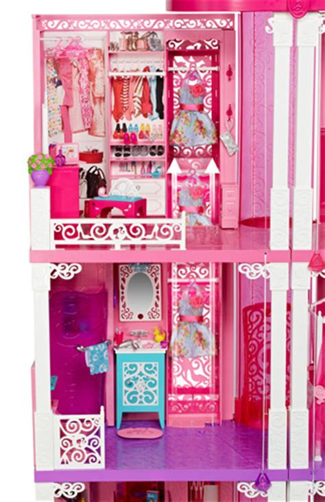where can i buy a barbie dream house buy barbie dream house online at low prices in india
