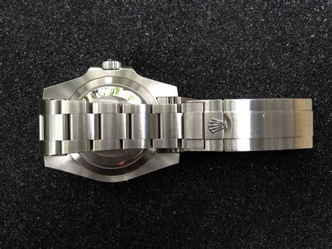 Rolex Polieren Cape Cod by Erledigt Rolex Submariner 116610ln Uhrforum