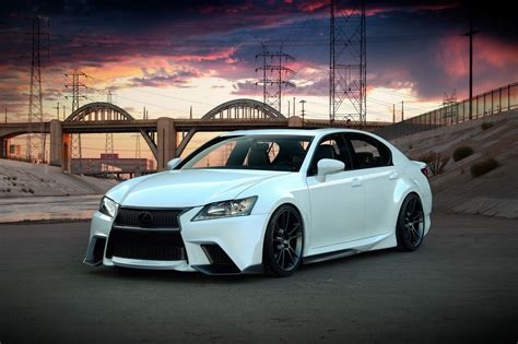 modified lexus custom 2013 lexus gs 350 by five axis picture number 563928