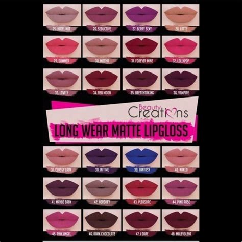 beauty creations beauty creations makeup beauty creation lipstick poshmark