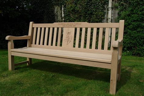Handmade Benches - handmade wooden benches made in the uk