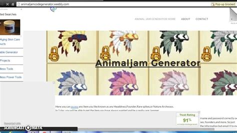 animal jam free rare generator no password update and animal jam generator doovi