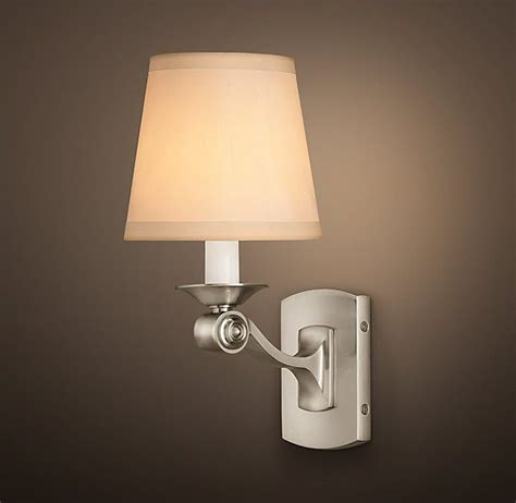 Single Sconce Bathroom Lighting Caign Single Sconce Lighting Pinterest Products Guest Bathrooms And Bathroom