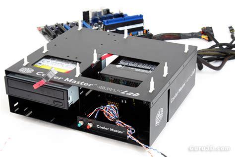 lab test bench cooler master lab test bench v1 0 review cooler master lab test bench v1 0 product