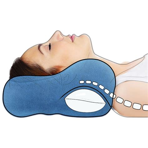 Chiropractic Pillow For Neck chiropractic neck pillow for neck support