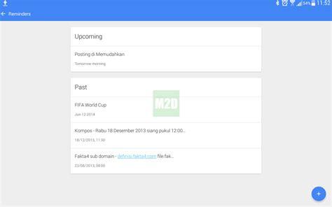 reminders android kirim peta catatan dan alarm dari pc ke android dengan search memudahkan