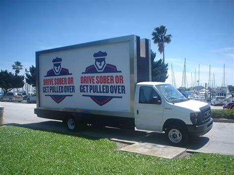mobile billboard advertising mobile billboard advertising in st petersburg fl