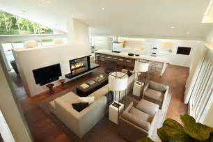 Modern Open Floor Plans by Modern Home With Open Floor Plan Andrew Flesher Hgtv