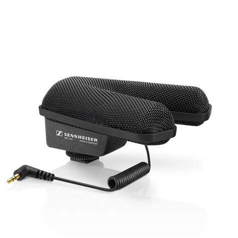 Sennheiser 3 5mm Stereo sennheiser mke 440 compact stereo shotgun microphone with