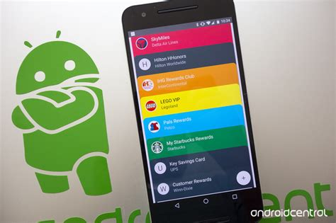 Will Android Be Replaced by Android Pay Still Hasn T Replaced My Wallet Android Central