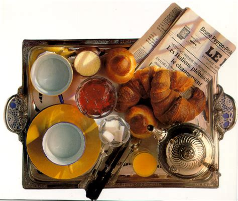 Bed And Breakfast Sonoma County French Lessons Le Petit Dejeuner A Mused