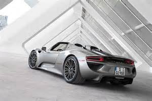 Porsche Spyder 2015 2015 Porsche 918 Reviews And Rating Motor Trend