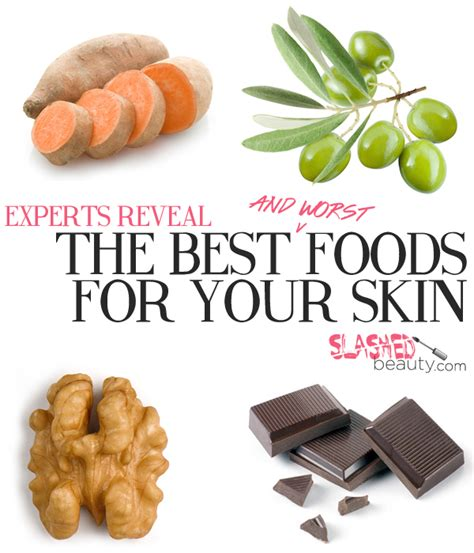9 Best Foods For Your Skin by Experts Reveal Best And Worst Foods For Your Skin