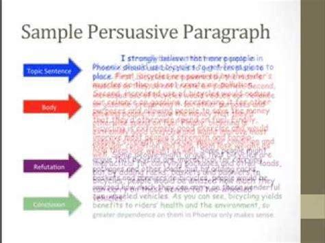 persuasive writing part 1 youtube
